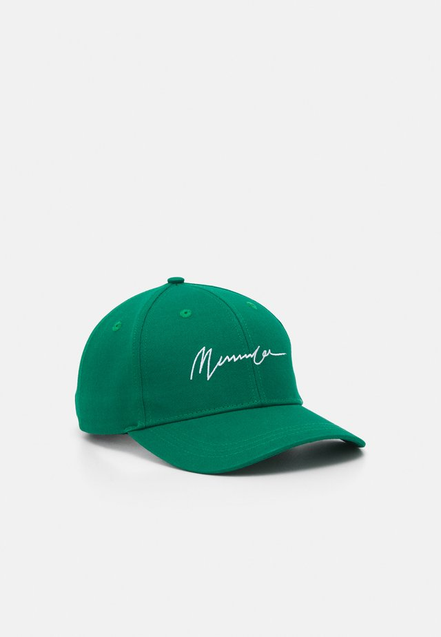 SIGNATURE BASEBALL - Cap - green