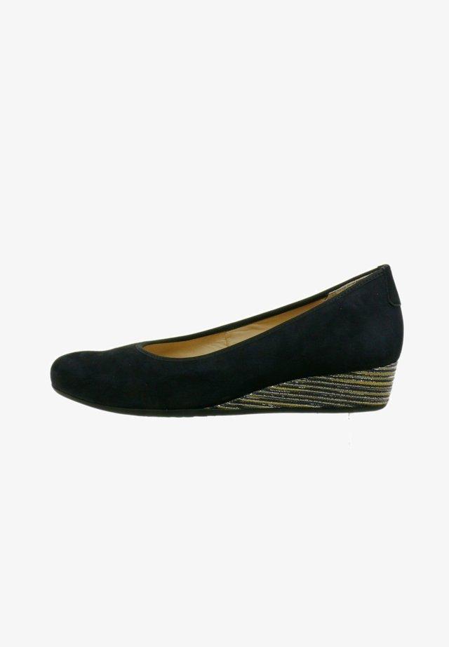 Classic heels - blau