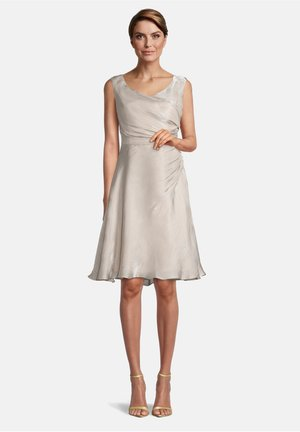 Cocktail dress / Party dress - light  gold