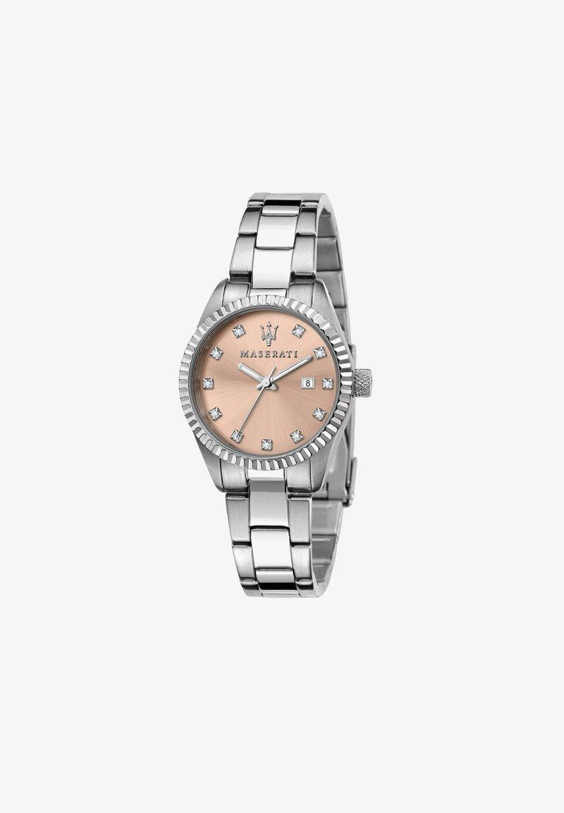 Maserati - Watch - silber