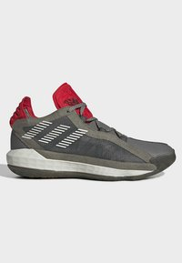 adidas Performance - DAME 6 SHOES - Basketbalschoenen - green - 6