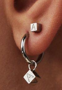 Isabel Bernard - Earrings - weißgold - 1