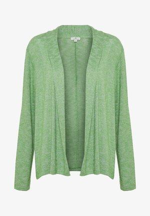 CARDIGAN - Cardigan - sundried turf green melange green