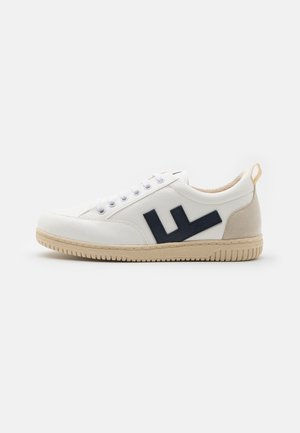 ROLAND - Sneakers basse - navy/ivory