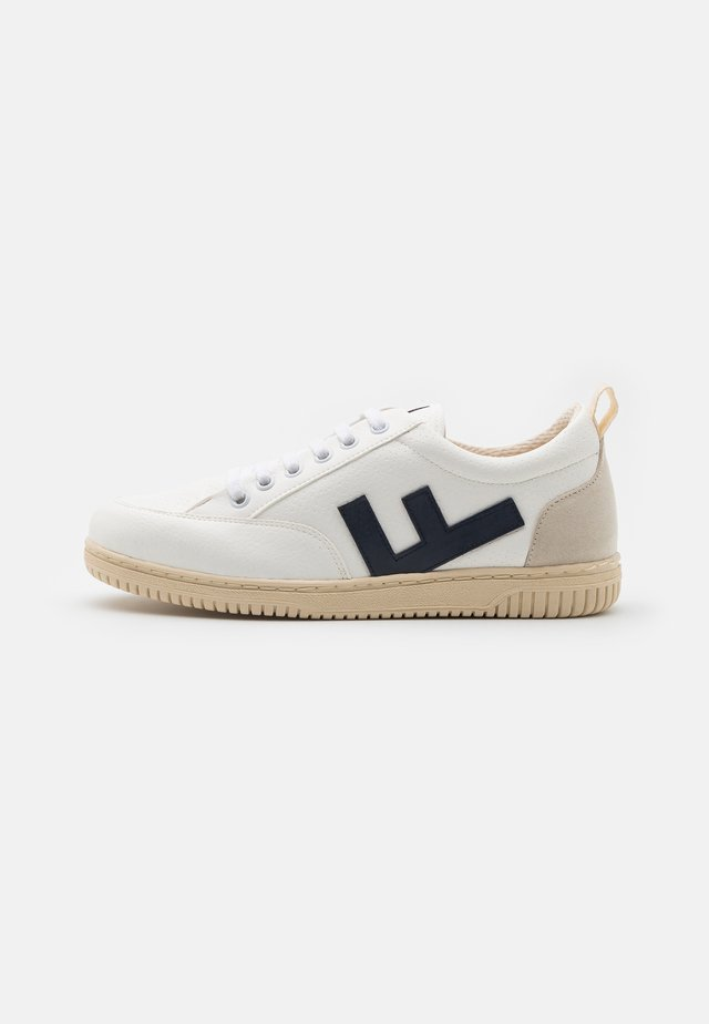 ROLAND - Sneakers - navy/ivory