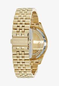 Michael Kors - LEXINGTON - Chronograph watch - gold - 3