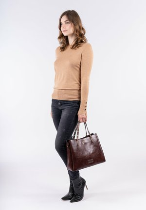 DESIREE - Tote bag - braun 200