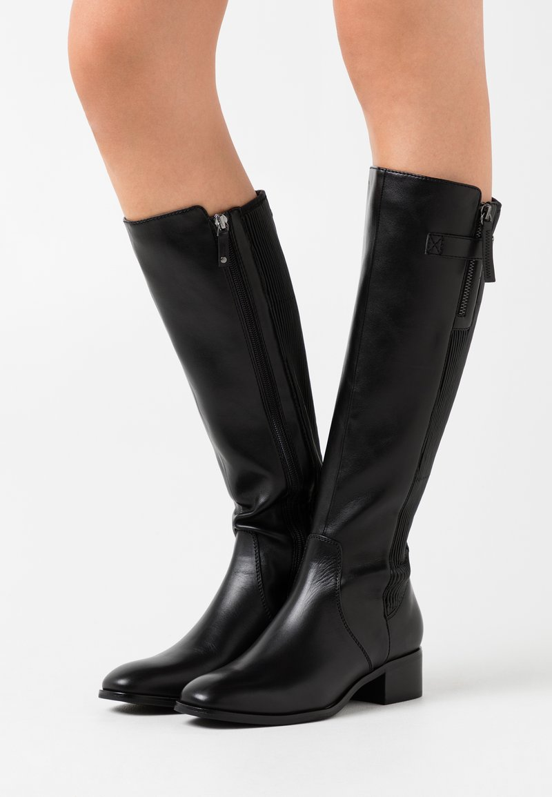 s.Oliver BLACK LABEL - Vysoká obuv - black