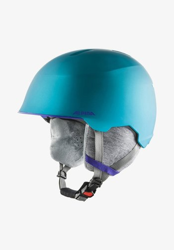 Helmet - turquoise