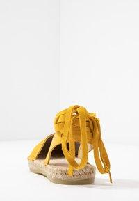KIOMI - Espadrilles - yellow - 5