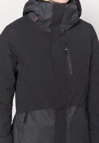 O'Neill - CORAL JACKET - Snowboard jacket - dark grey - 5