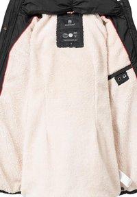 Marikoo - NOVA - Winter coat - black - 4