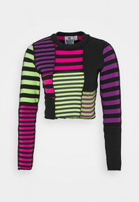 PUNCH TEE - Long sleeved top - multi-coloured