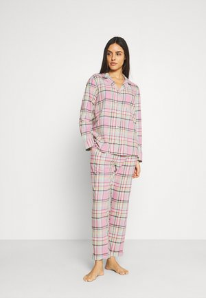SET TROUSERS SHIRT - Pyjama set - multicolor
