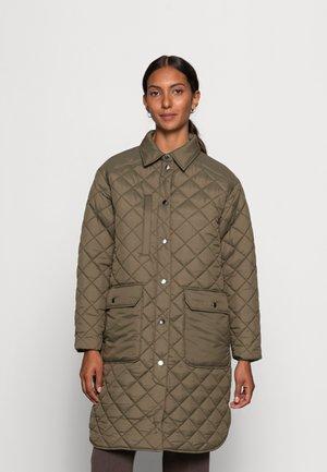 KAITLIN - Klasický kabát - kalamata