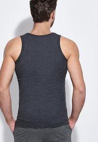 Tezenis - Undershirt - dark grey mel - 1