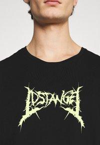 YOURTURN - UNISEX - T-shirt med print - black - 5