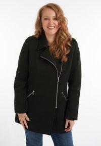 MS Mode - IN BIKERMODEL - Short coat - black - 0