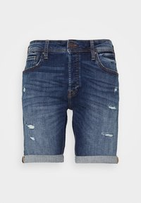 Jack & Jones - JJIRICK JJORIGINAL - Denim shorts - blue denim - 5