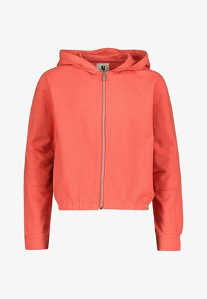 Zip-up hoodie - rot