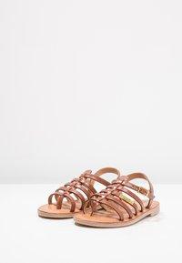 Les Tropéziennes par M Belarbi - HIRSON - T-bar sandals - tan - 2