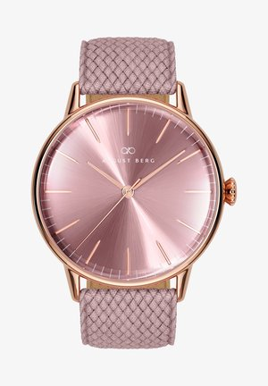 UHR SERENITY ASH & ORCHID PERLON 40MM - Watch - orchid