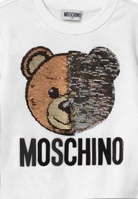 MOSCHINO - Sweatshirt - optic white - 3