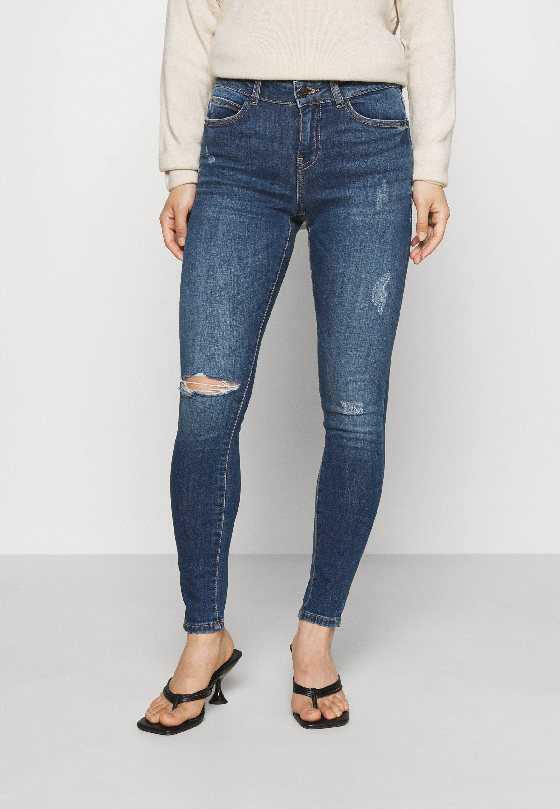Donna NMLUCYNW - Jeans Skinny Fit
