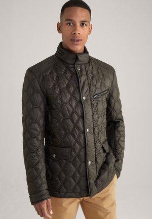 CINLEYS - Light jacket - dunkeloliv