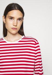 Marimekko - PITKÄHIHA  - Long sleeved top - white/red - 3