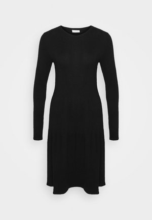 VIBOLONSIA - Jumper dress - black