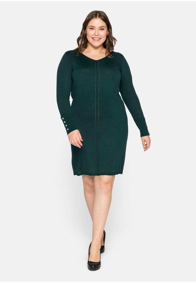 Jerseyjurk - tiefgrün