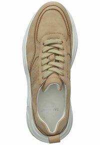 Sansibar Shoes - Sneakers laag - beige kombiniert - 3