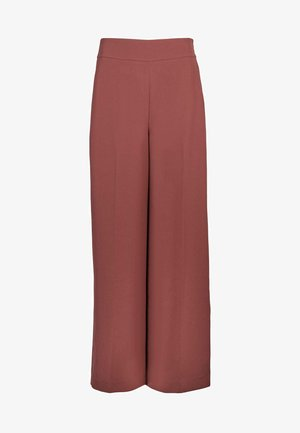 KINTORE HOSE - Trousers - roteiche