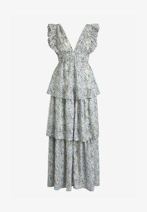 SAVANNAH MILLER - Maxi dress - white