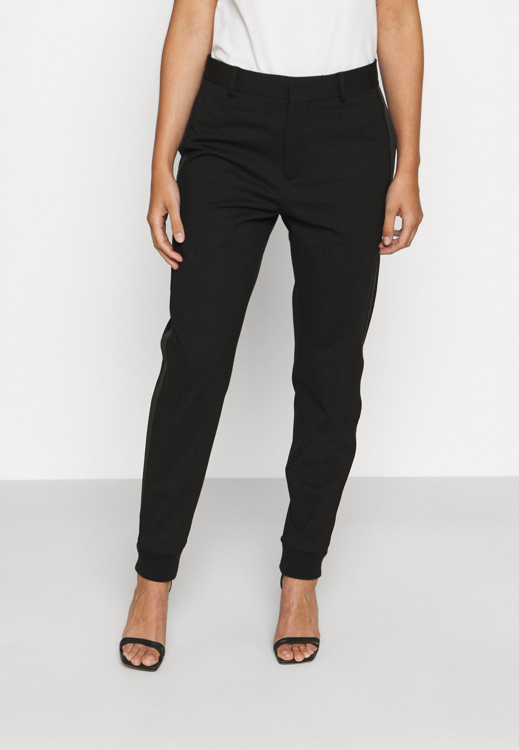 Femme PUNTO PANTS - Pantalon classique