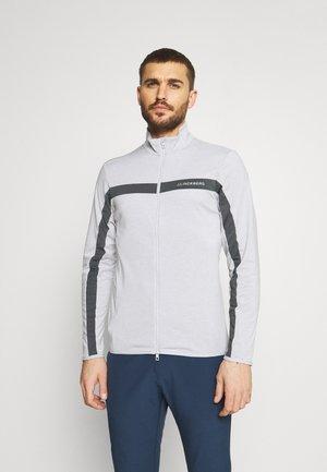 SEASONAL JARVIS - Sportovní bunda - stone grey melange