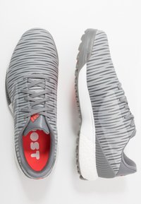 adidas Golf - CODECHAOS SPORT - Golfové boty - grey two/grey three/solar red - 1