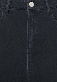 Mads Nørgaard - Farkkuhame - washed blue/black - 6