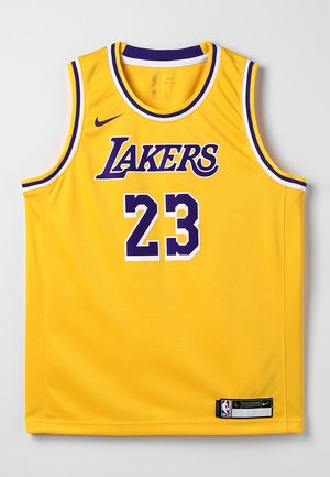 NBA LA LAKERS LEBON JAMES ICON SWINGMAN - Equipación de clubes - amarillo
