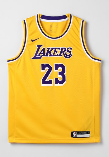 NBA LA LAKERS LEBON JAMES ICON SWINGMAN - Club wear - amarillo
