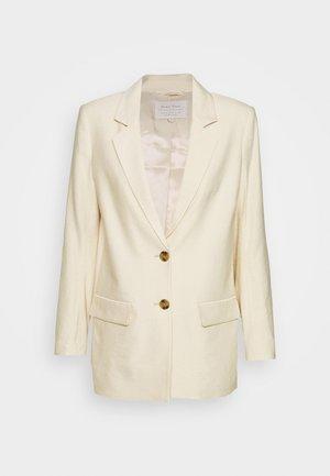 Krátký kabát - parchment