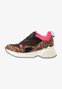 Replay - PLUS - Trainers - brown/pink - 1