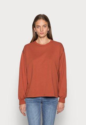CARSON  CLASSIC - Sweatshirt - toffee
