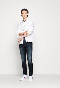 G-Star - 3301 SLIM - Slim fit jeans - worn in dusk blue - 1