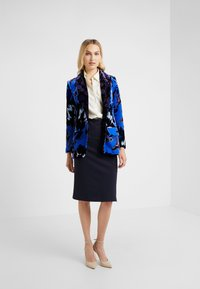 WEEKEND MaxMara - ARCADIA - Pencil skirt - ultramarine - 1