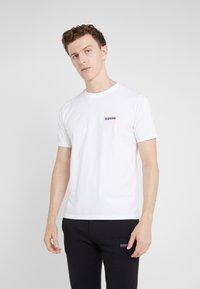 Bricktown - SMALL BOOM - T-shirt print - white - 0