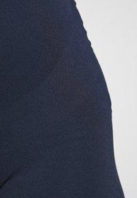 MAMALICIOUS - MLTIA JEANNE - Legginsy - navy blazer - 4