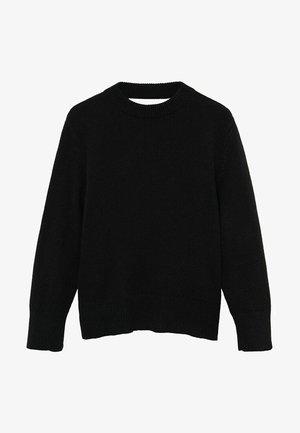 ARENAL - Trui - schwarz