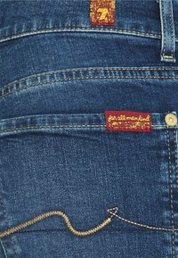 7 for all mankind - Straight leg jeans - mid blue - 2